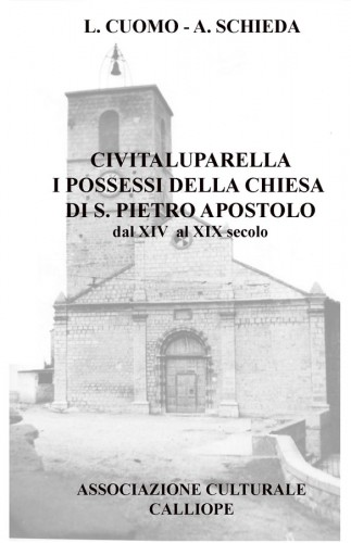 """Copertina del libro """"Chiesa San Pietro"""""""