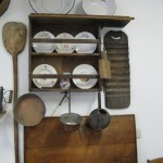 L'angolo della cucina.