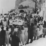 Processione degli anni 50