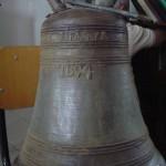 La campana rifusa nel 1694