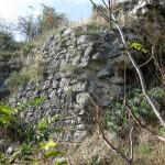 Ruderi delle fortificazioni