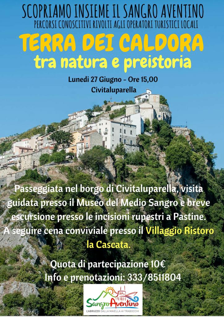 Copy of SCOPRIAMO INSIEME IL SANGRO AVENTINO